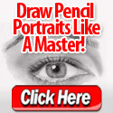 Learn to draw realistic pencil portraits