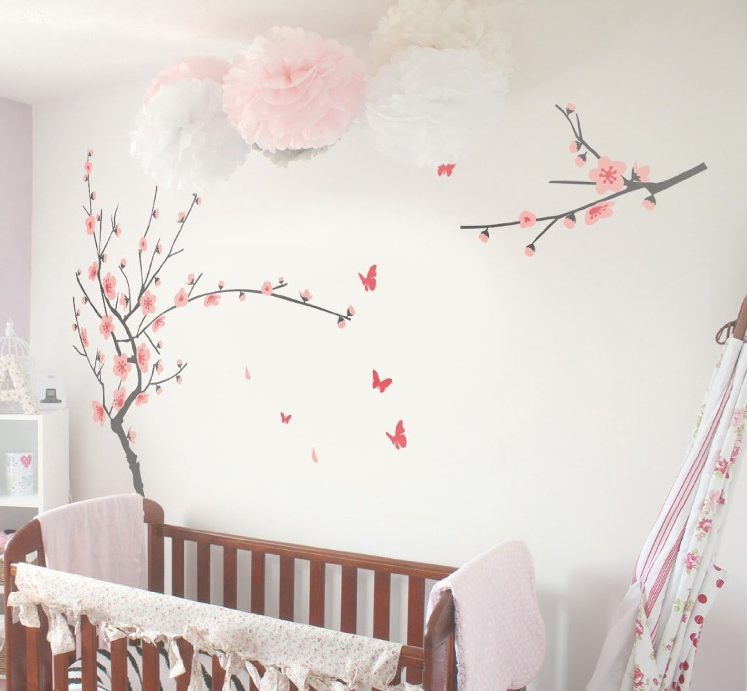 Ideas For Decorating The Baby Nursery Walls
