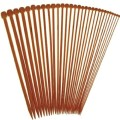 Single Point Premium Collection Bamboo Knitting Needles