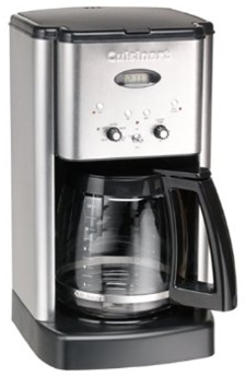 Cuisinart Coffee Maker Just Steams : Cuisinart Coffeemaker Broke My Heart