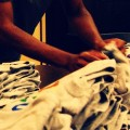 Sorting T-Shirts by KOMUnews, on Flickr - http://www.flickr.com/photos/komunews/6252410211/