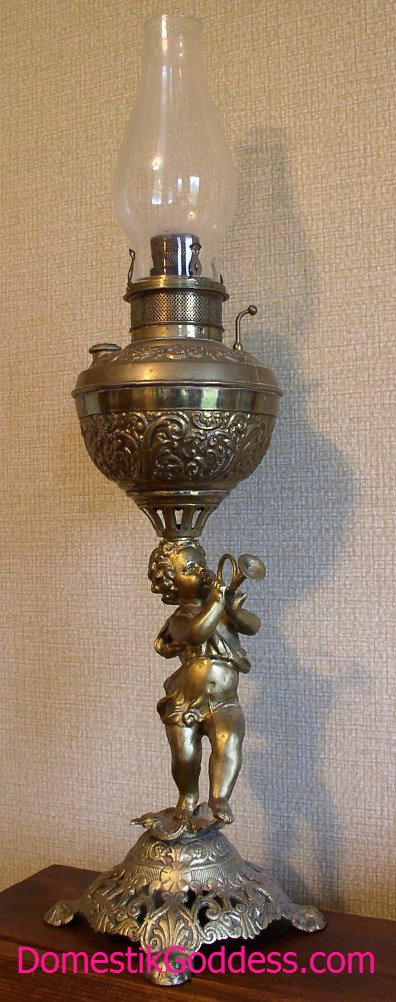 Funky And Collectible Antique Lamps